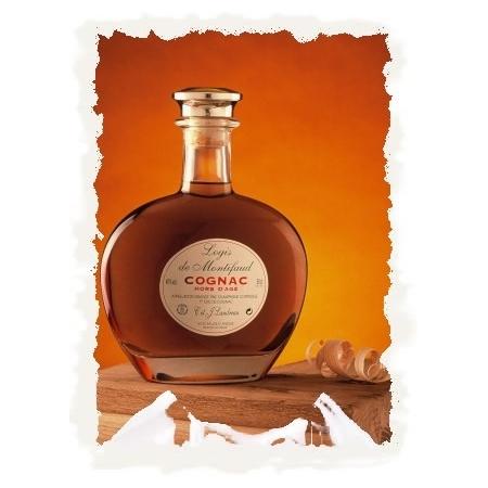 Hors d'Age Cognac Logis de Montifaud