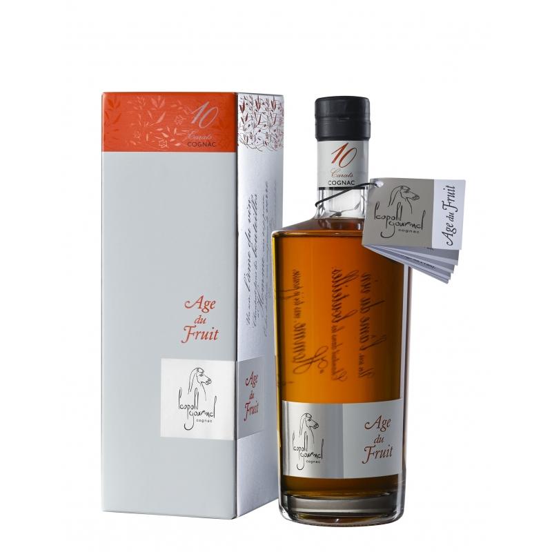 L'Age du Fruits Cognac Leopold Gourmel