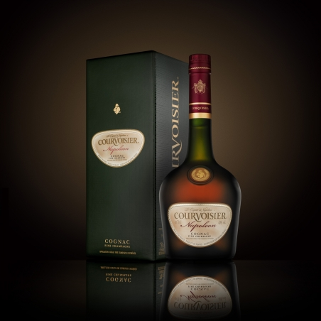 Napoléon Fine Champagne Cognac Courvoisier