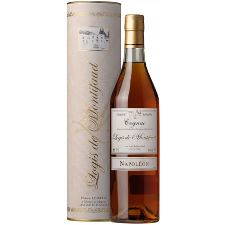 Napoleon Cognac Logis de Montifaud