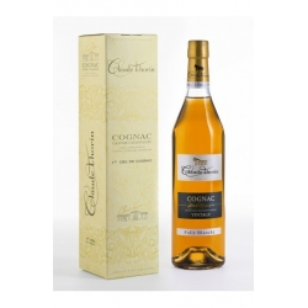 Millésime 2000 Folle Blanche Cognac Claude Thorin