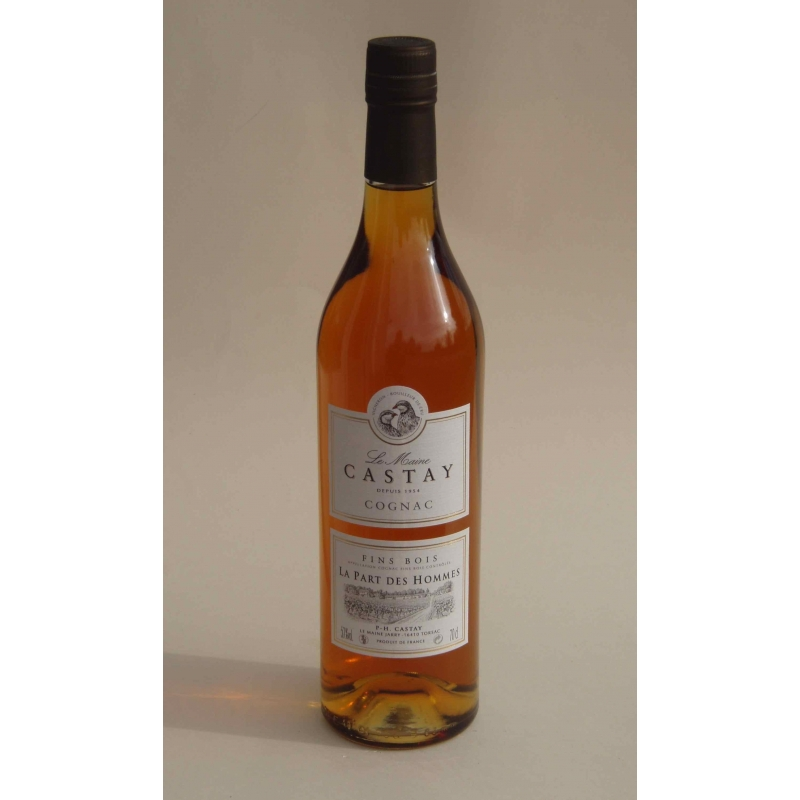 La Part des Hommes Cognac La Maine Castay