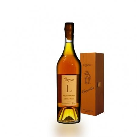 """Tres Vieille Reserve Familiale """"L"""" Cognac La Grange du Bois"""