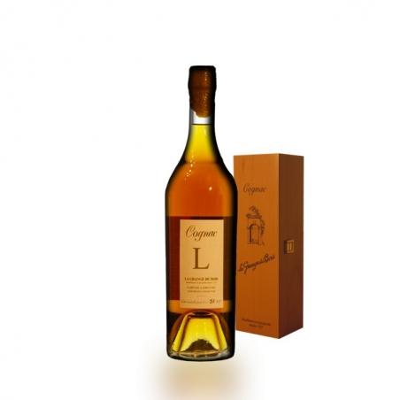"""Très Vielle Réserve Familiale """"L"""" Cognac La Grange du Bois"""