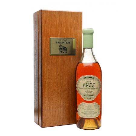 1977 Petite Champagne Cognac Prunier