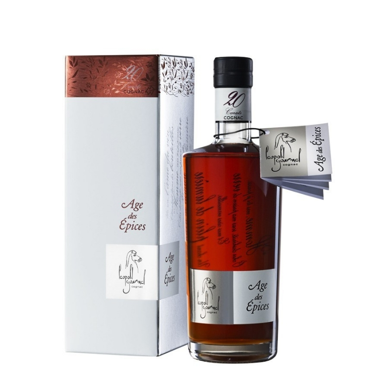 L'Age des Epices Cognac Leopold Gourmel