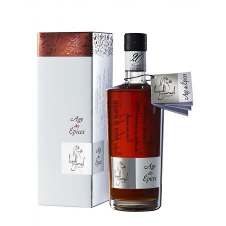 Age des Epices 20 Carats - Cognac Leopold Gourmel