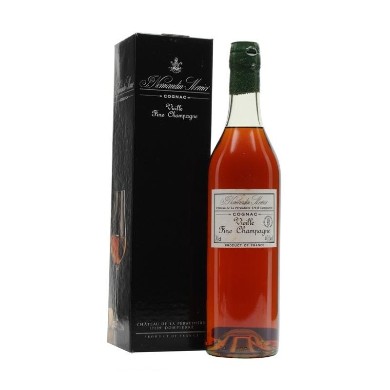 Vieille Fine Champagne Cognac Normandin Mercier