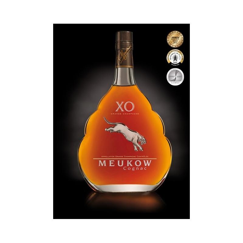 XO Grande champagne Cognac Meukov
