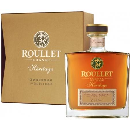Heritage Grande Champagne Cognac Roullet
