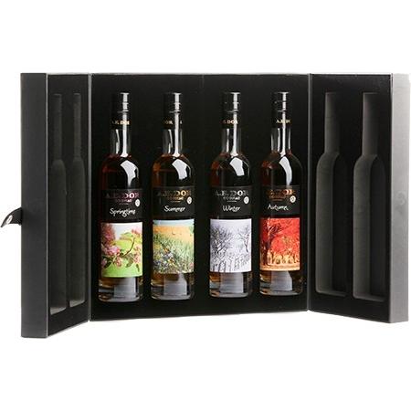 Coffret Seasons Cognac A.E. Dor