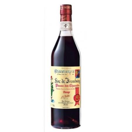 Pineau Brillet Rouge Syre de Framboisy