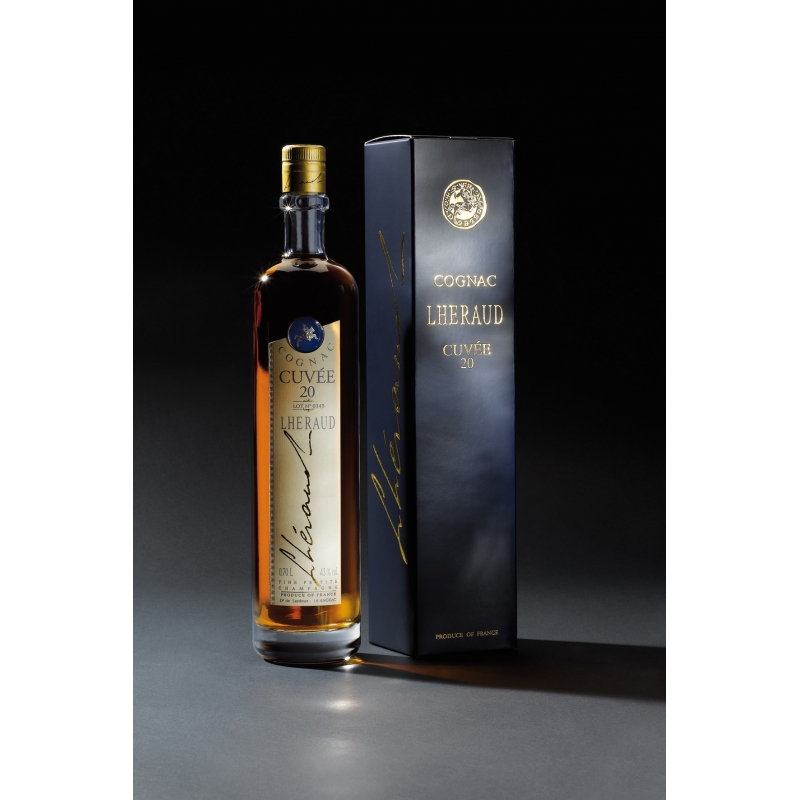 Cuvée 20 Renaissance Cognac Lheraud