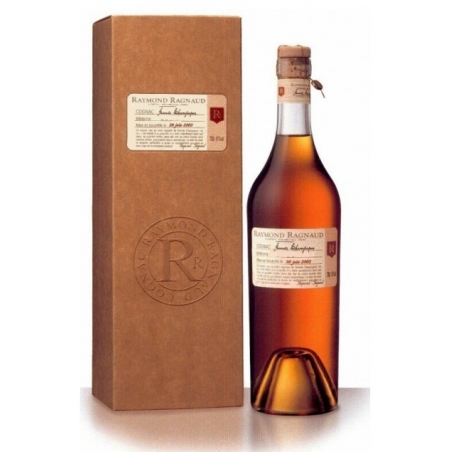 Millésime 1991 Cognac Raymond Ragnaud