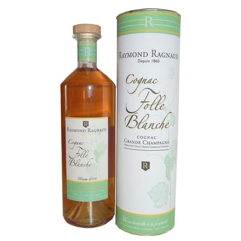 Folle Blanche Récolte 2002 Cognac Raymond Ragnaud