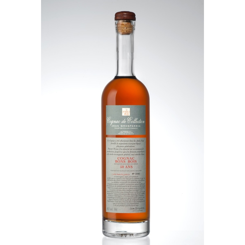 50 Years Old Bons Bois Cognac Grosperrin