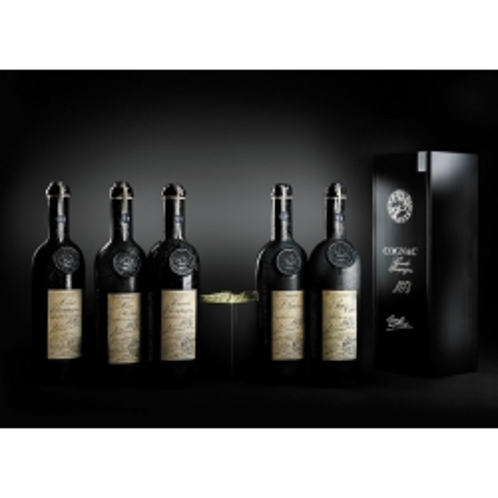 1970 Borderies Cognac Lheraud