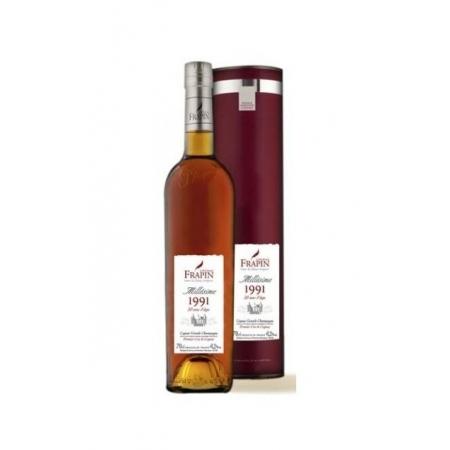 1991 - 20 ans - Cognac Château de Fonpinot