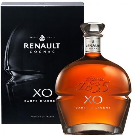 Carte d'Argent XO Cognac Renault