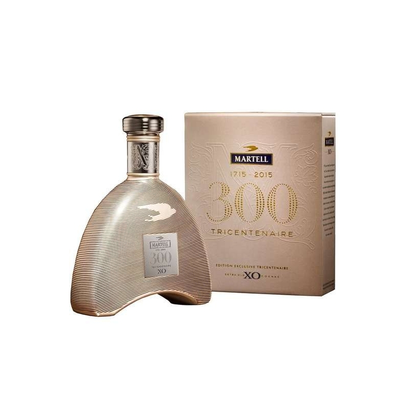 XO Exclusive Tricentenaire Edition Cognac Martell
