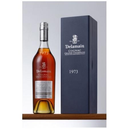 1973 Grande Champagne Cognac Delamain