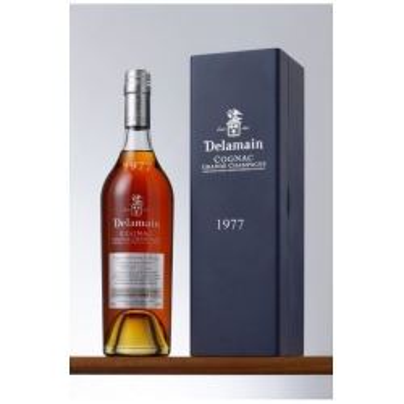 1977 Grande Champagne Cognac Delamain