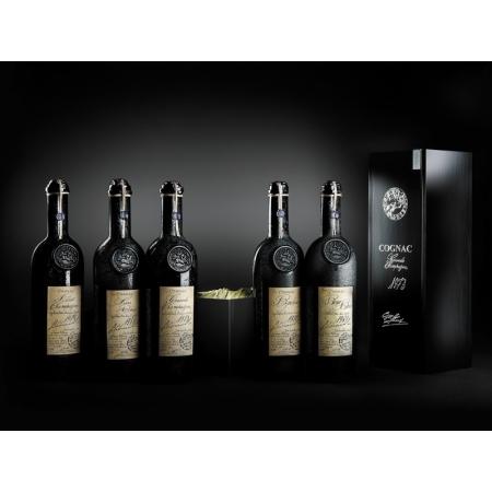 1973 Grande Champagne Cognac Lheraud