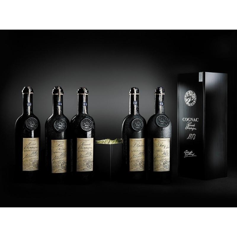 1976 Grande Champagne Cognac Lheraud
