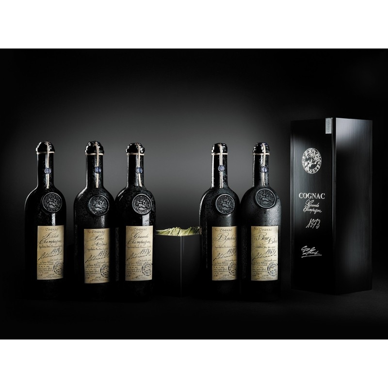 1973 Petite Champagne Cognac Lheraud