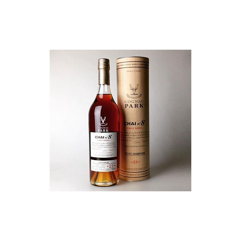 Chai N°8 - 21 ans - Cognac Park