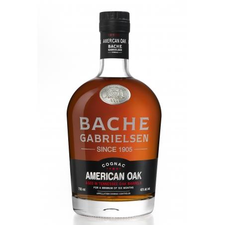 Cognac Bache Gabrielsen Aged in American Oak Barrels