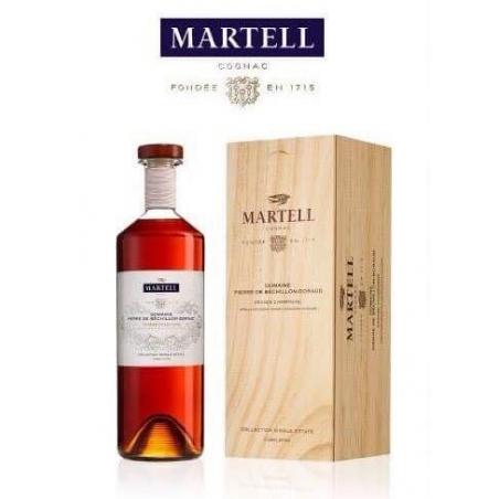 Cognac Martell Domaine Pierre de Béchillon-Boraud