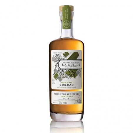 La Guilde - Lorignac Fins Bois 2011 Cognac