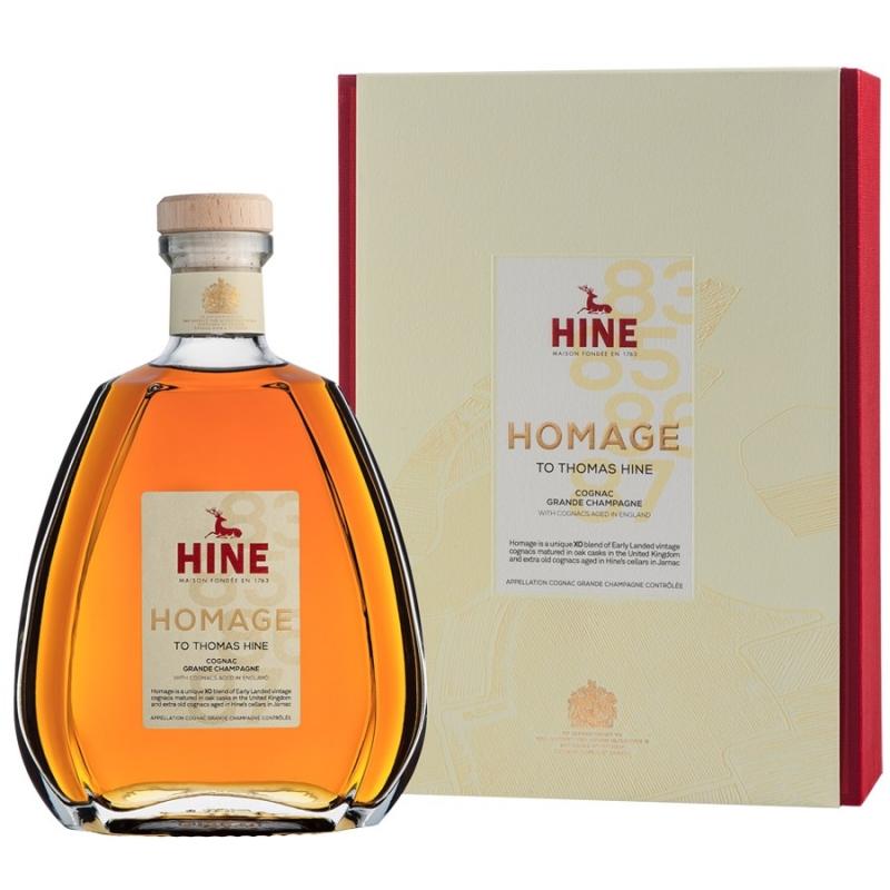 Cognac Hine Homage