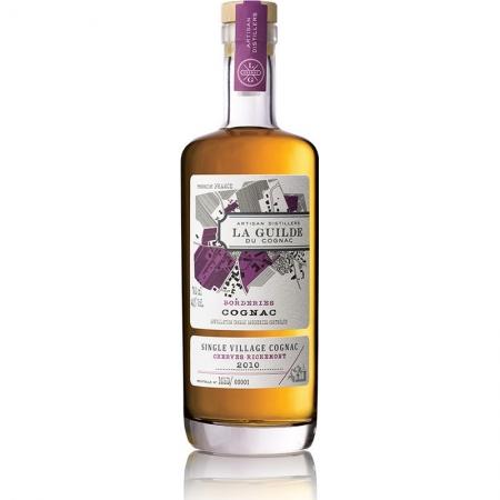 La Guilde - Cherves Richemont Borderies 2010 Cognac