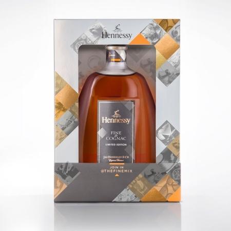 Hennessy Fine de Cognac Edition Limitée The Fine Mix