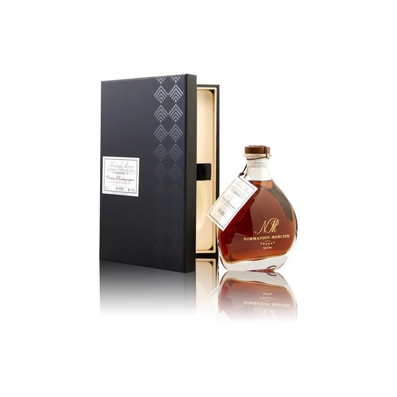 Cognac Normandin Mercier Petite Champagne Rare