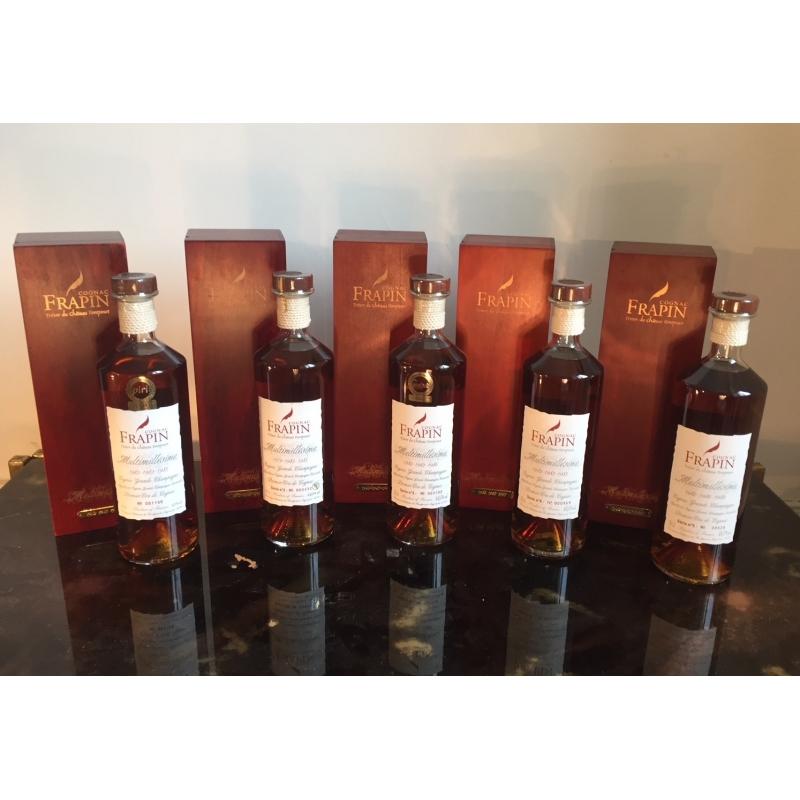 Multimillésimes - Cognac Frapin