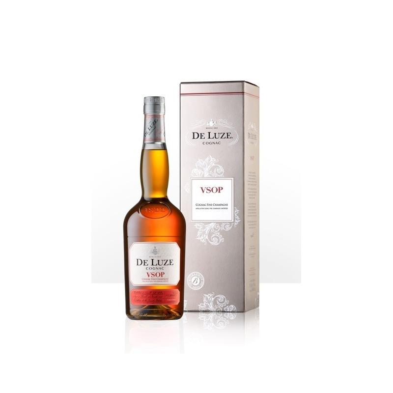 DE LUZE VSOP Fine Champagne Cognac