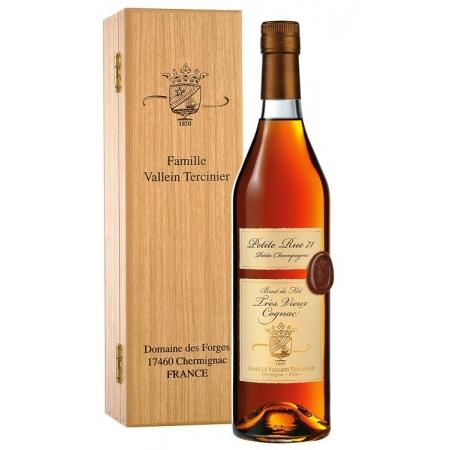 Cognac Rue 71 Petite Champagne Vallein Tercinier