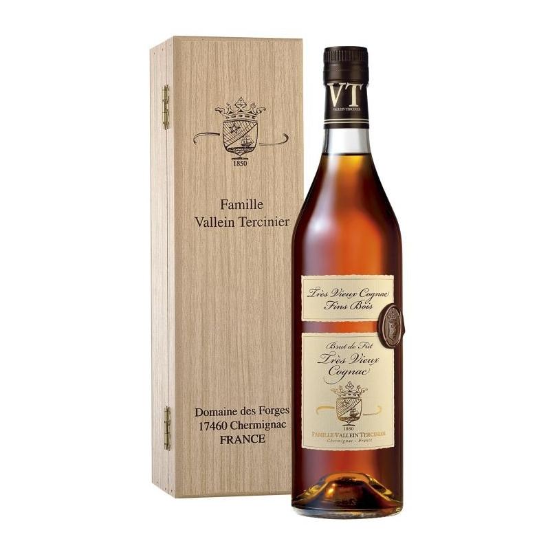 Cognac Très Vieux Fins Bois Vallein Tercinier