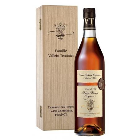 Très Vieux Cognac Fins Bois Vallein Tercinier