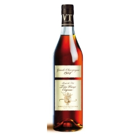 Cognac Grand Rue 34 Grande Champagne Vallein Tercinier