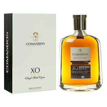 Comandon Cognac XO Extra Old Single Batch