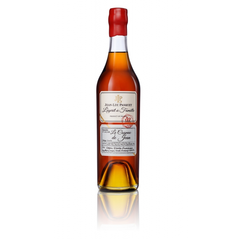 Le Cognac de Jean - Pasquet