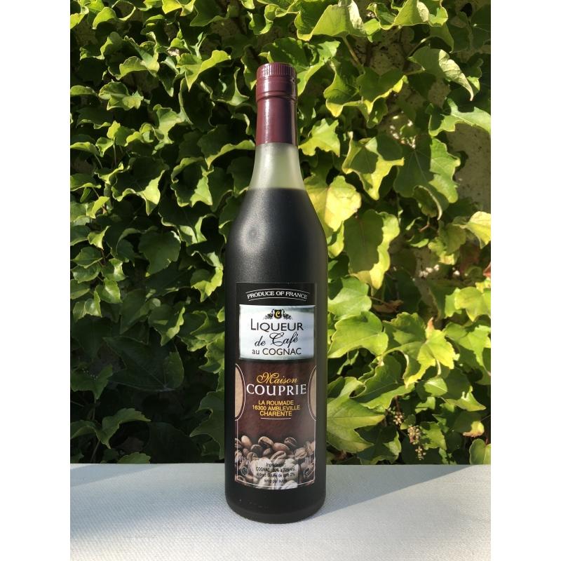 Cognac Couprie Liqueur de Café au Cognac