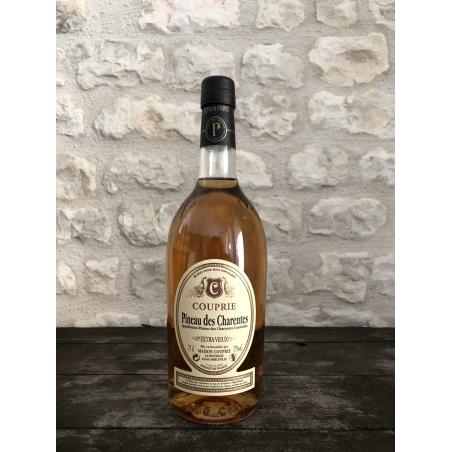 Pineau White Extra Vieux Cognac Couprie