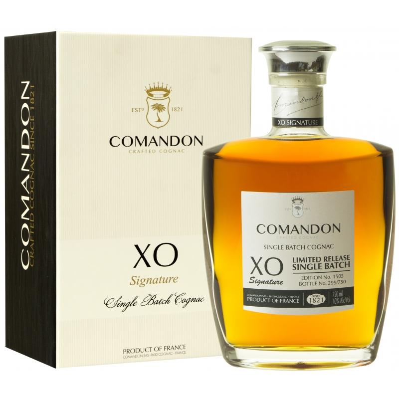 Comandon Cognac XO Signature