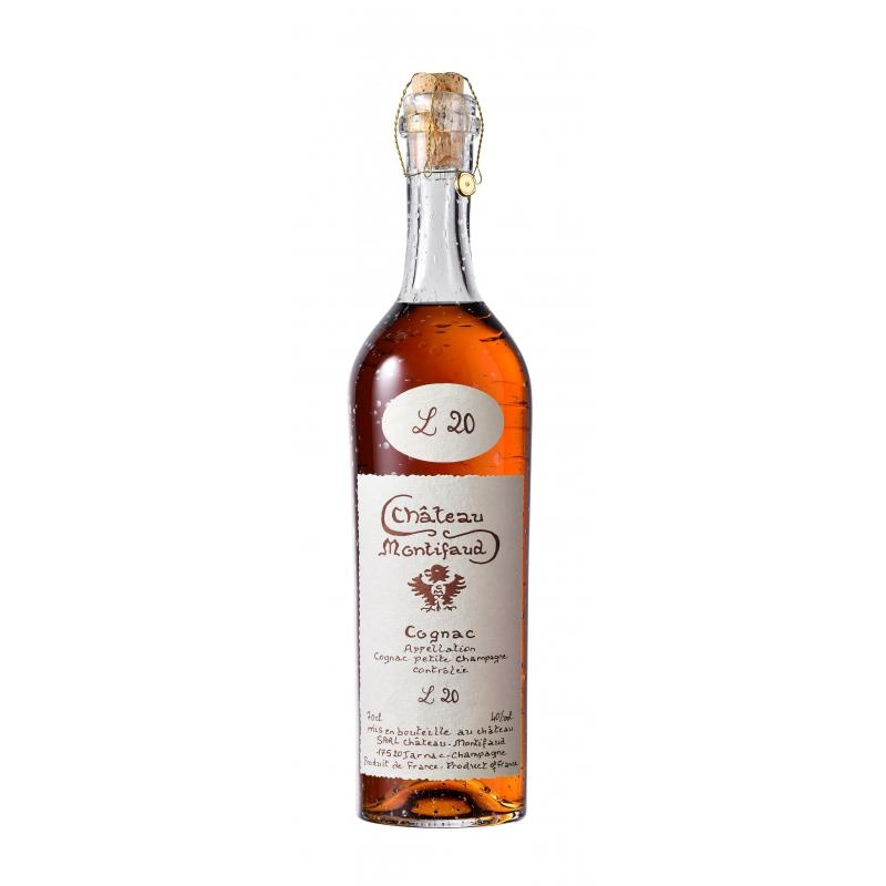 Héritage L20 Cognac Château Montifaud
