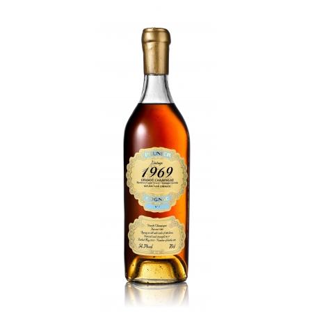 Millésime 1969 Cognac Prunier